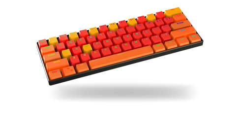 sunrise - AltCustomsKeyboards