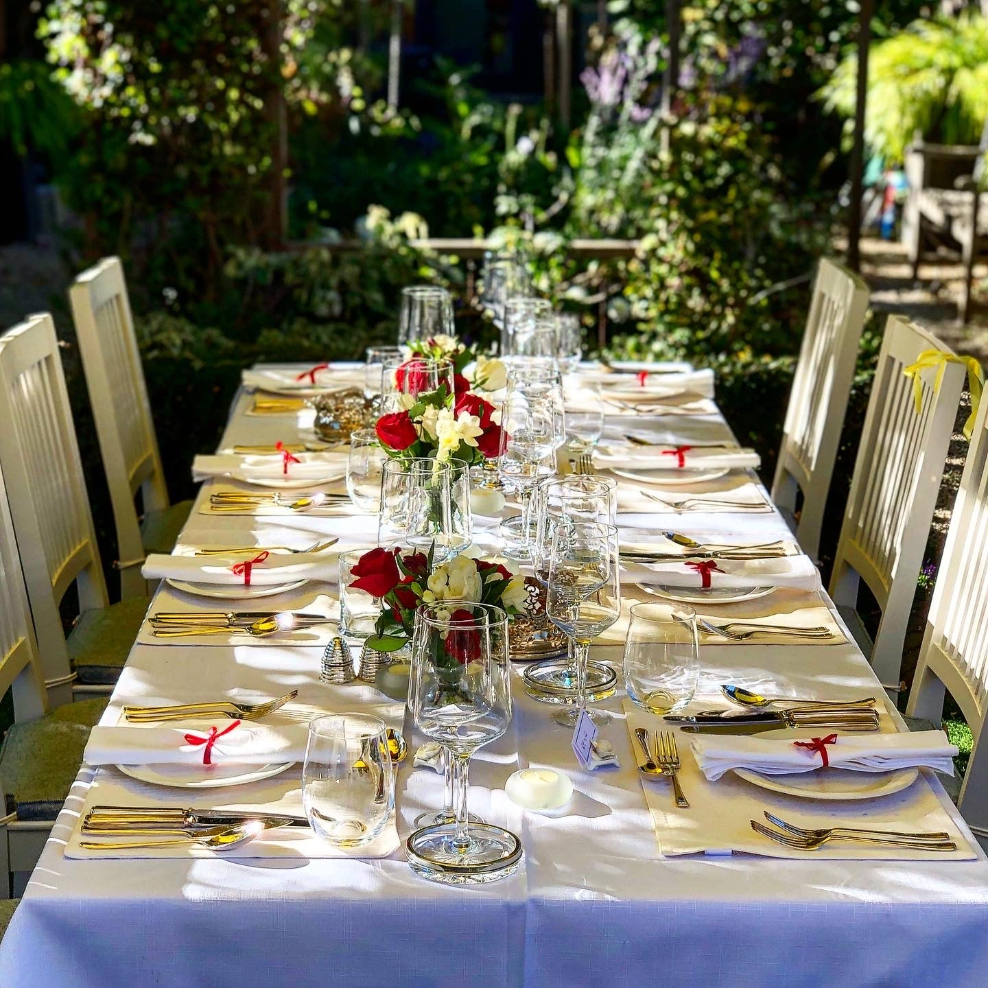 Private Dining by Loula's Table