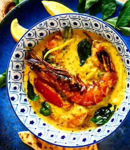 NEW King Prawn Moilee