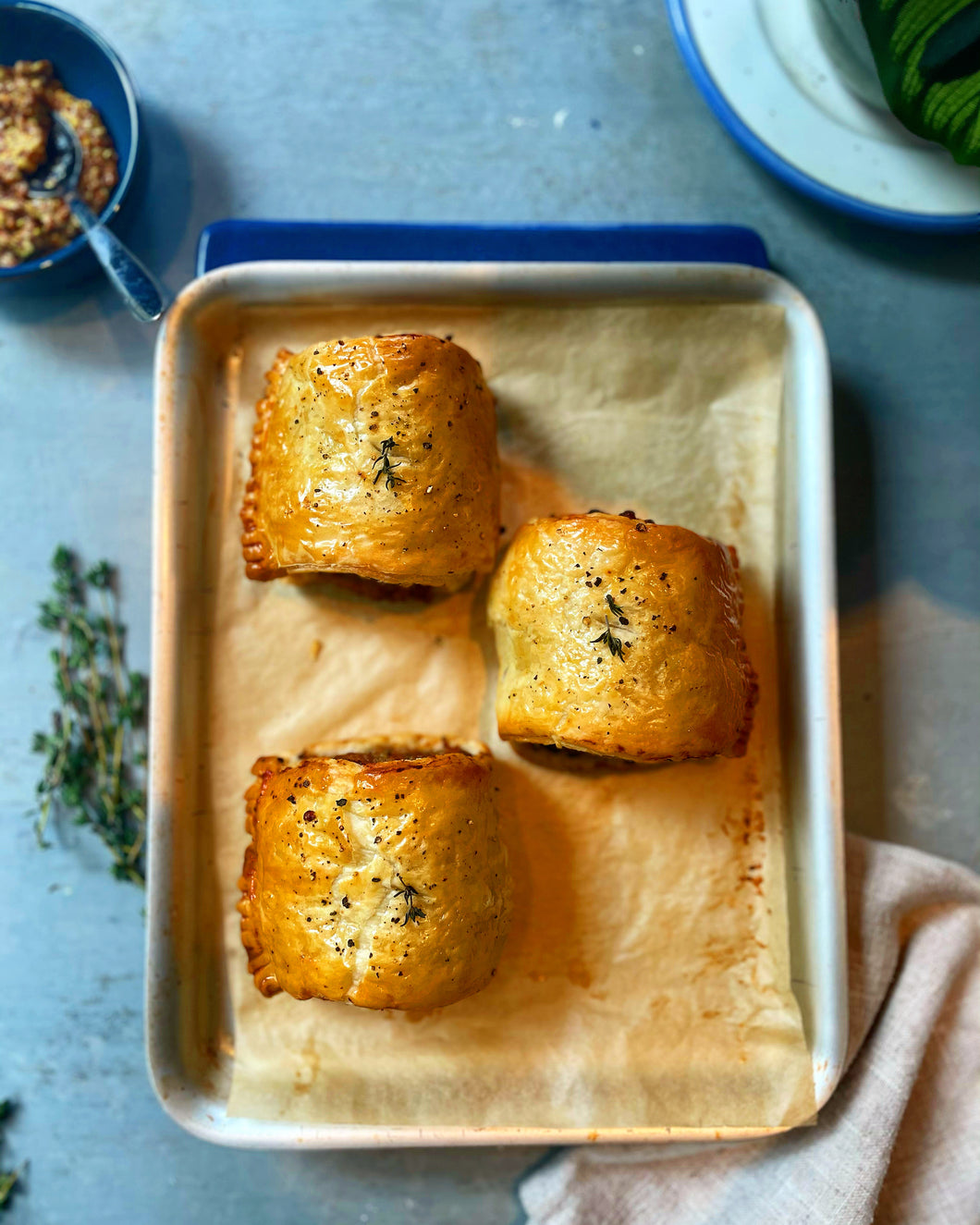 NEW Cook-at-Home Sausage Rolls