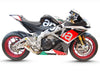 Aprilia RSV4 Tuono Slip-On Exhaust