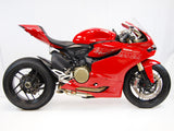 Ducati Panigale 899 1199 Slip-On Exhaust