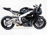 Honda CBR1000RR Slip-On Exhaust