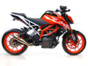 KTM Duke 390 Slip-On Exhaust | 2017+