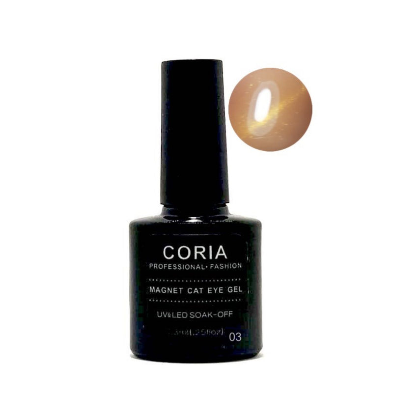 Oja Semi Coria Cat Eye Nude Quartz 7,3ml 03