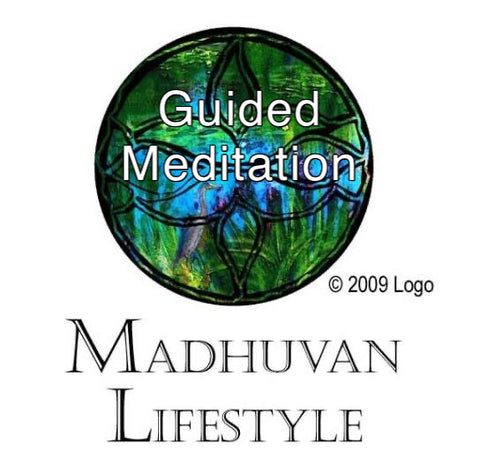 MADHUVAN GUIDED MEDITATIONS - 4 half hour introductory sessions for Adult Community Group Members. (Maximum 11 persons).