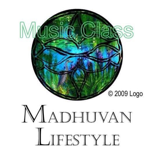 MADHUVAN MUSIC CLASSES - 4 half hour lessons for 2 Children/with Family Support