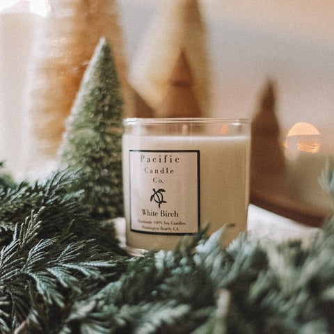 White Birch - Soy Candle