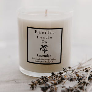 Lavender - Soy Candle