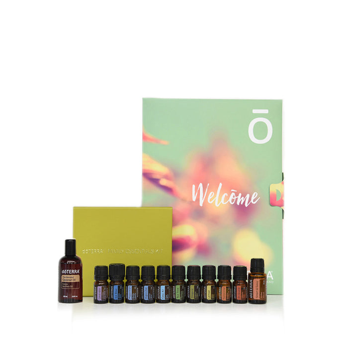 dōTERRA Family Essentials Starter Pack with Smart & Sassy®