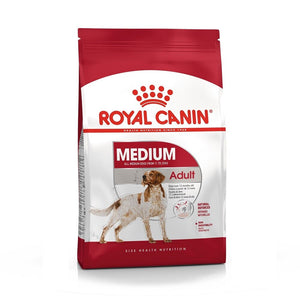 Royal Canin Medium Adult Pienso para Perros de Raza Mediana (De 1 a 7 Años) 15 Kg - Animal Camp - Gasto de envió gratis