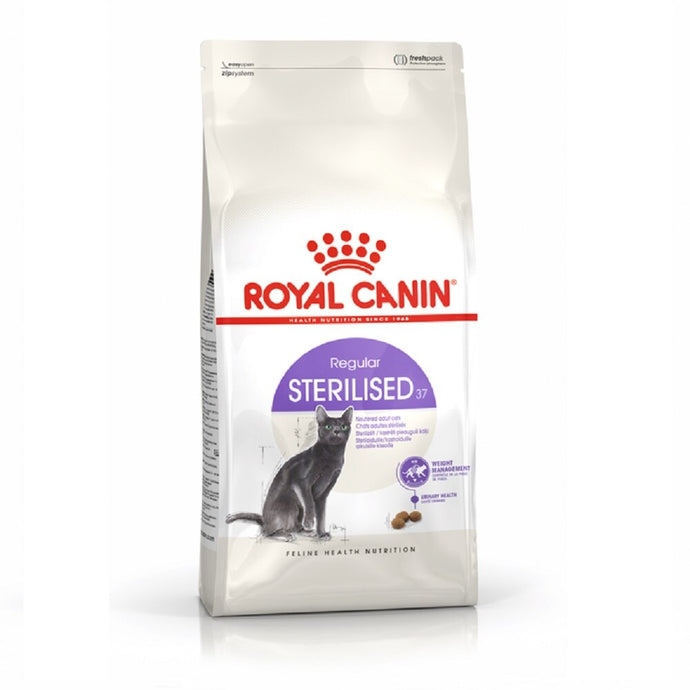 ROYAL CANIN Serilised 37 para Gatos Adultos Estirilizados 400 gr - Animal Camp - Gasto de envió gratis