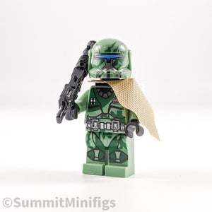 Lego SW Custom: Green Commando