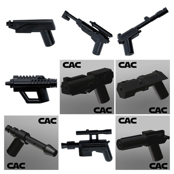 Star Wars Blasters: Imperial, Rebel, Separatist etc. You Choose