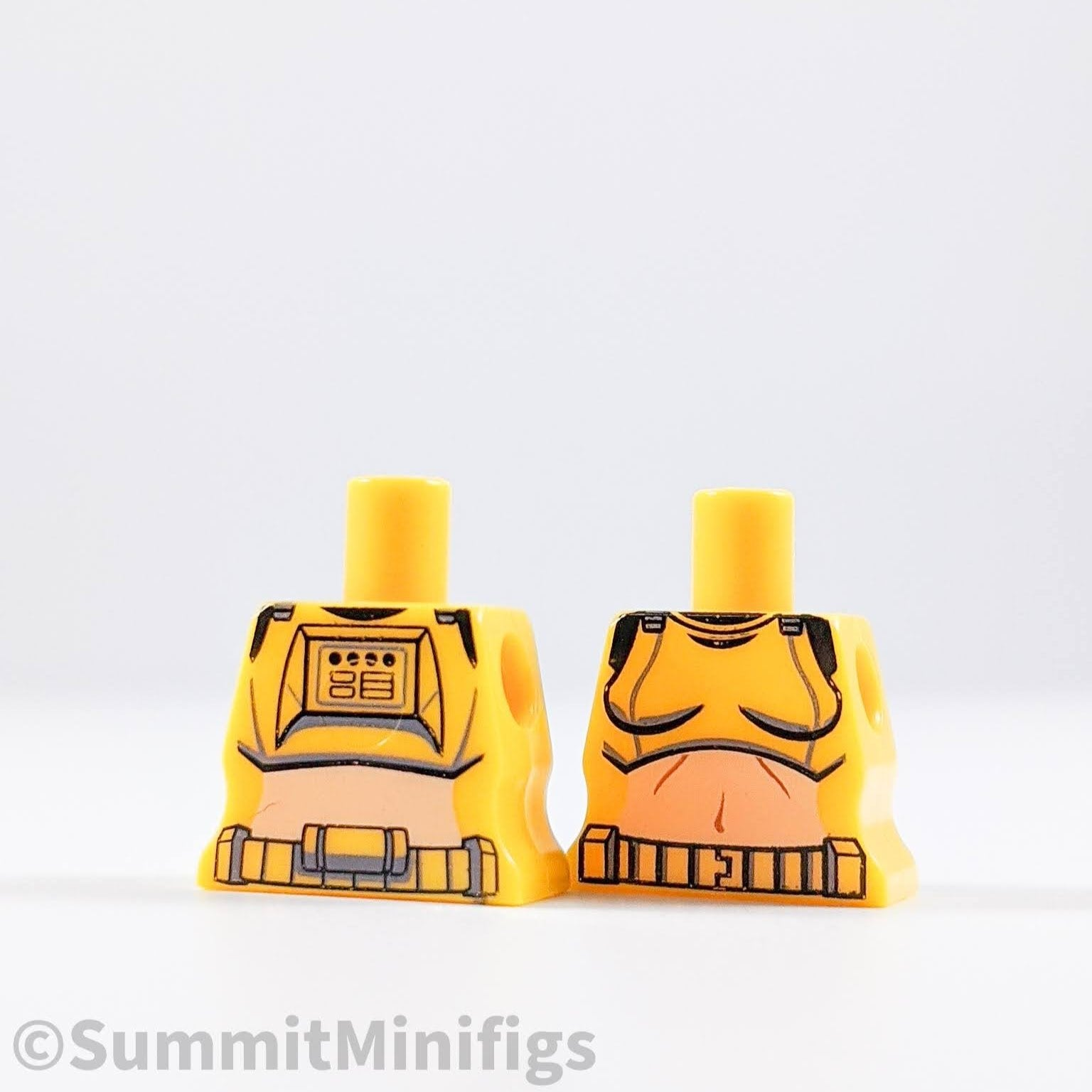 Yellow Torso With Fem Trooper V2