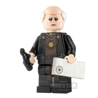 LEGO SW Custom Minifigure: The Client