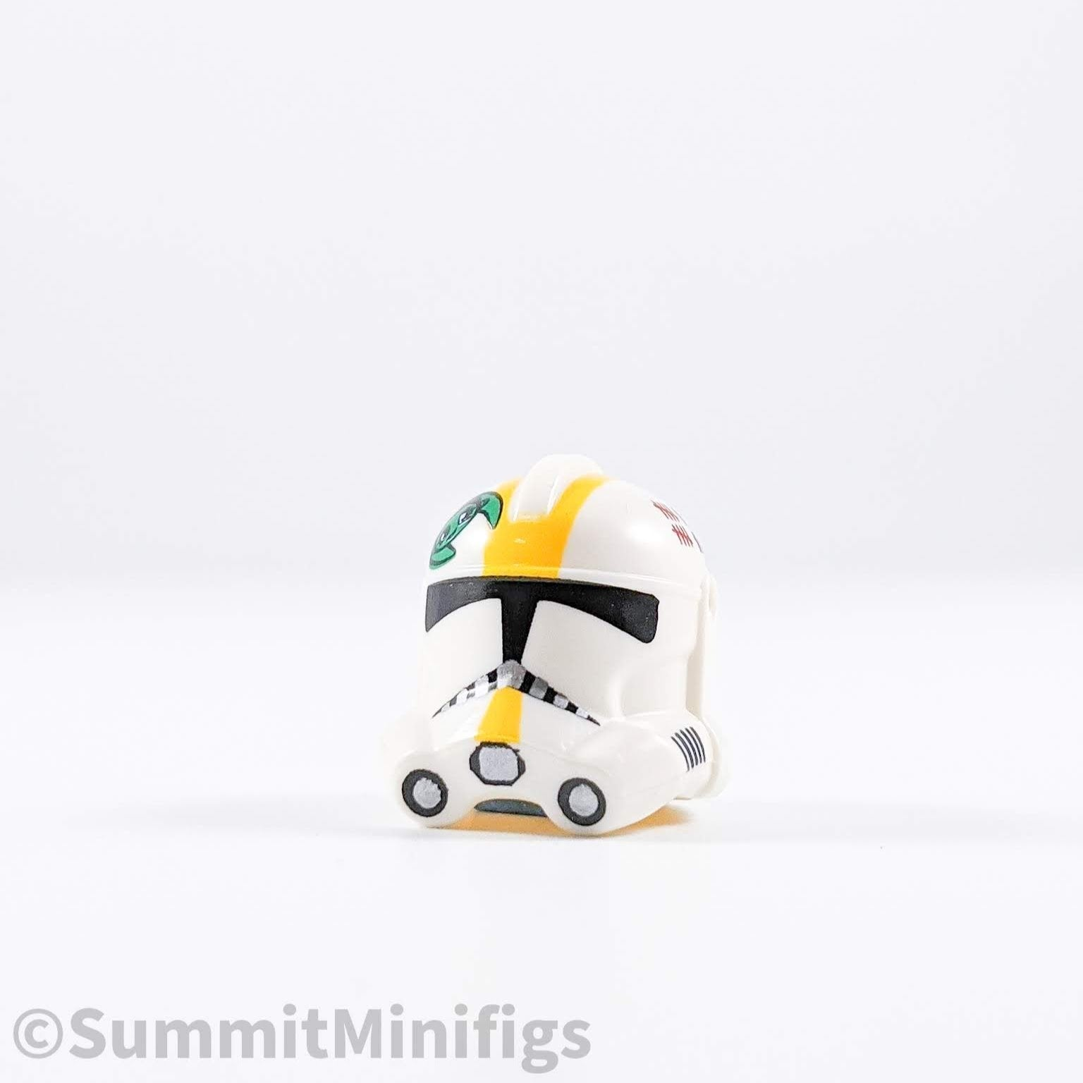 White Waxer P2 Trooper Helmet