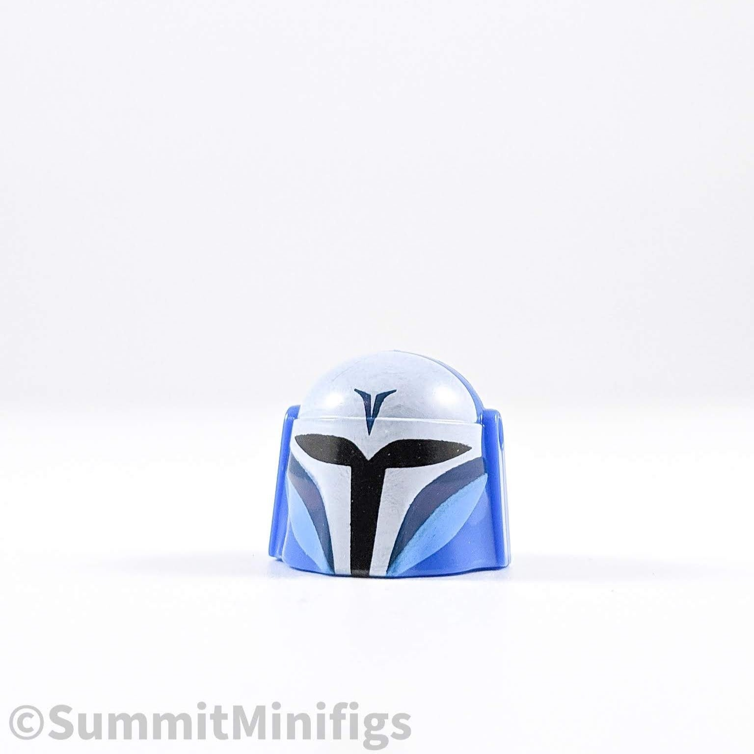 Blue Bo Katan Hunter Helmet