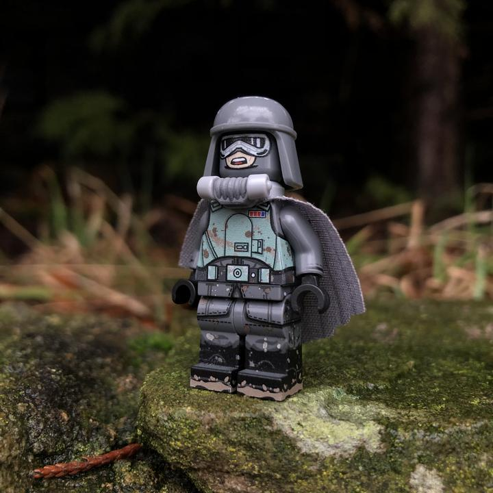 MudTrooper Officer Captain (Complete)