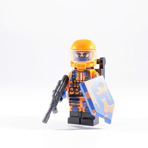 Lego GI Joe Custom: Alley Viper