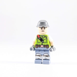 Lego GI Joe Custom: Cross Country