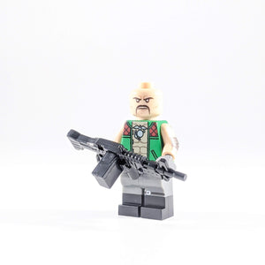 Lego GI Joe: Custom Gung Ho