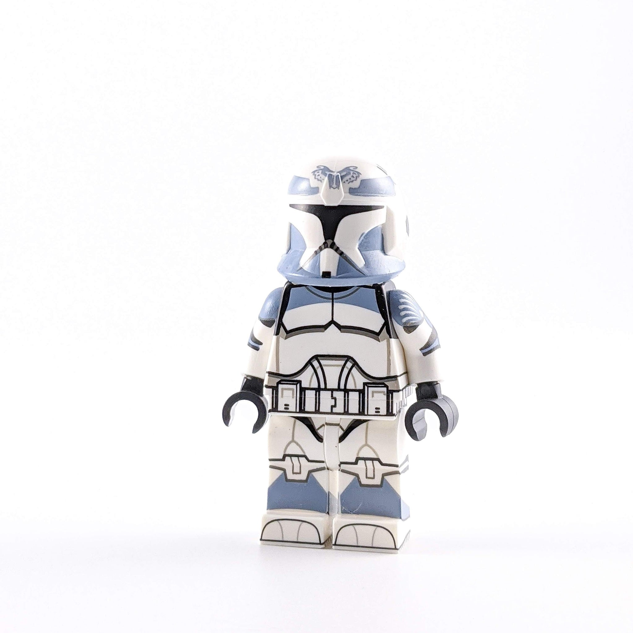SW Custom Minifigure P1: Comms Wolfpack Trooper