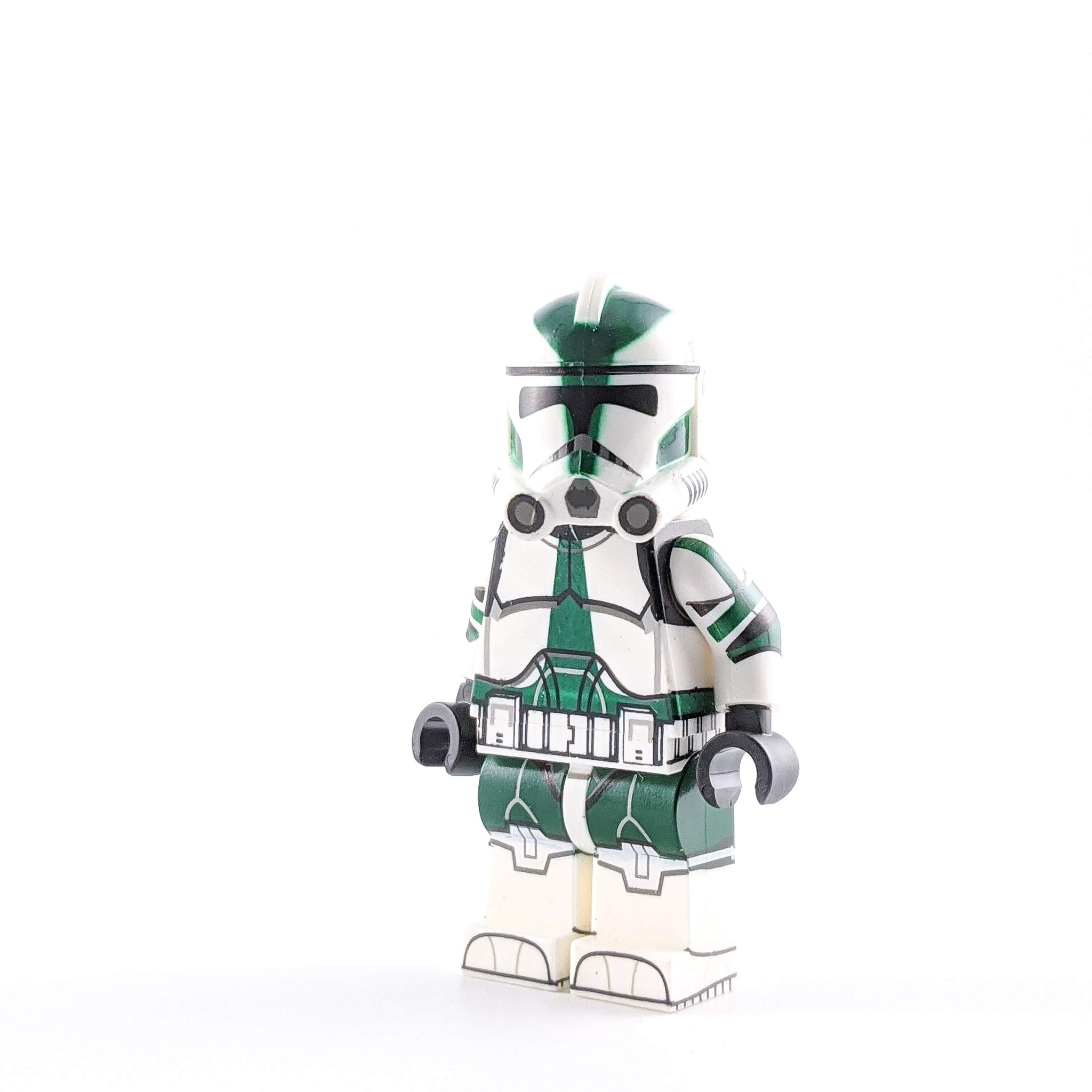 SW Custom Minifigure: P2 Commander Gree