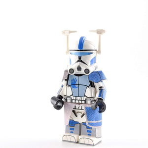 SW Custom Minifigure P2: Echo Experimental Commando