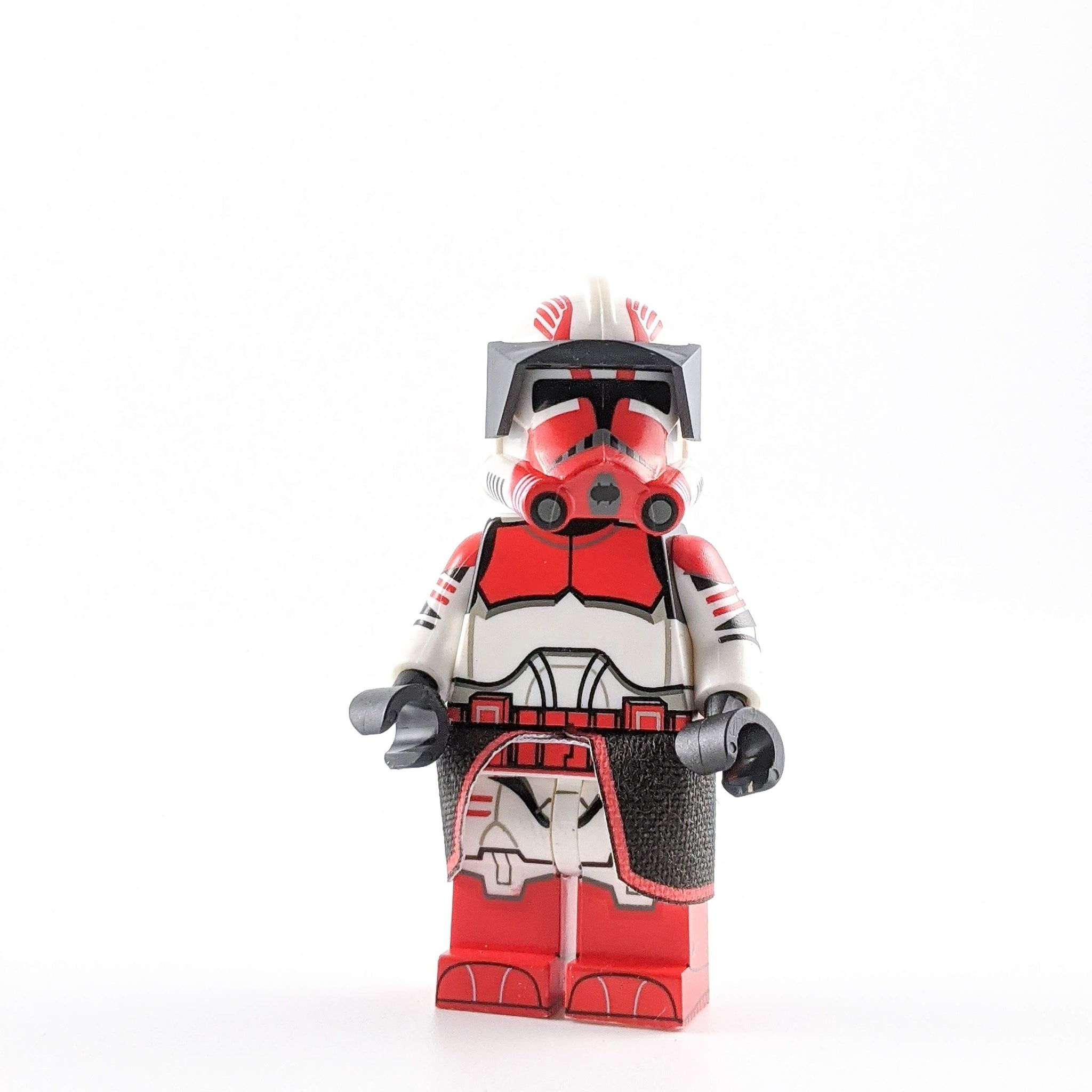 SW Custom Minifigure: P2 Commander Thorn