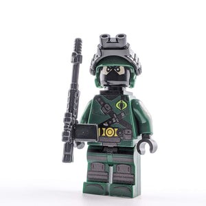 Lego GI Joe Custom: Night Viper