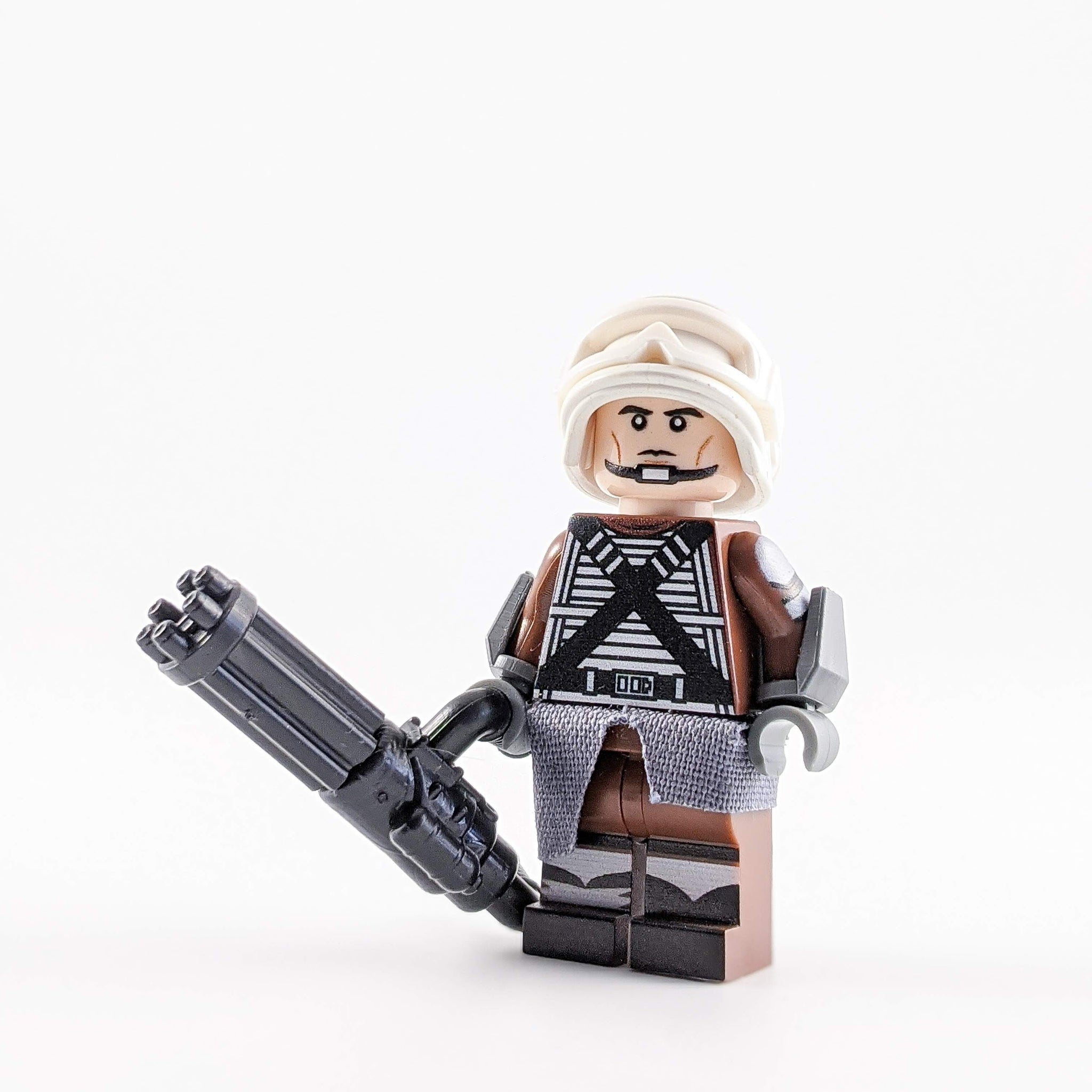 Lego SW Custom: Rebel Militia