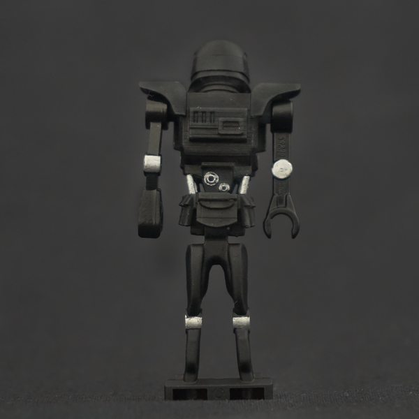 LEGO SW Custom Minfigure: Dark Trooper The Mandalorian (Pre-Order)