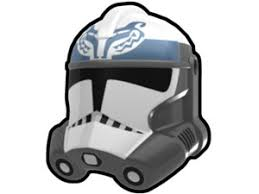 Dark Gray Sinker P2 Trooper Helmet