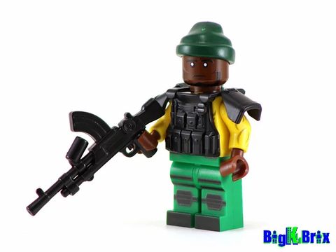 Lego GI Joe: Custom Heavy Duty