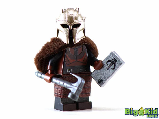LEGO SW Custom Minifigure: The Armorer
