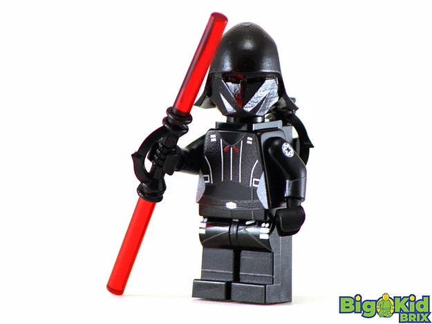 LEGO SW Custom Minifigure: Seventh Sister