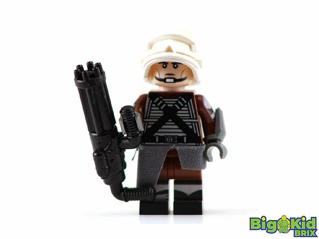 LEGO SW Custom Minifigure: Rebel Militia