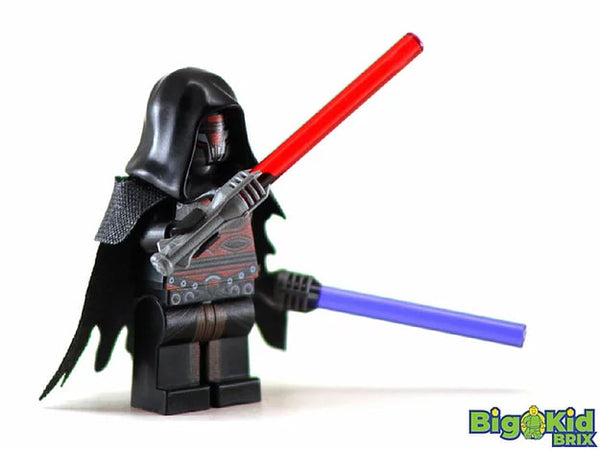 LEGO SW Custom Minifigure: Darth Revan
