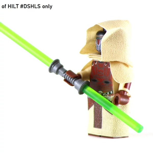 LEGO Custom Lightsaber Hilt Double Blade: V5