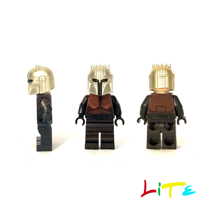 LEGO SW Custom Minfigure: The Mandalorian Armorer - Lite Version (Pre-Order)