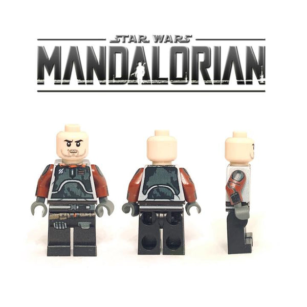 LEGO SW Custom Minfigure: Cobb Vanth - Lite Version