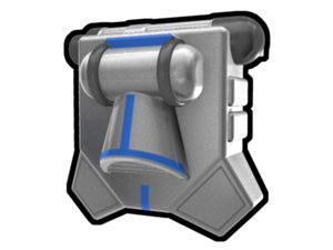 Silver Viz With Blue Mark Jetpack