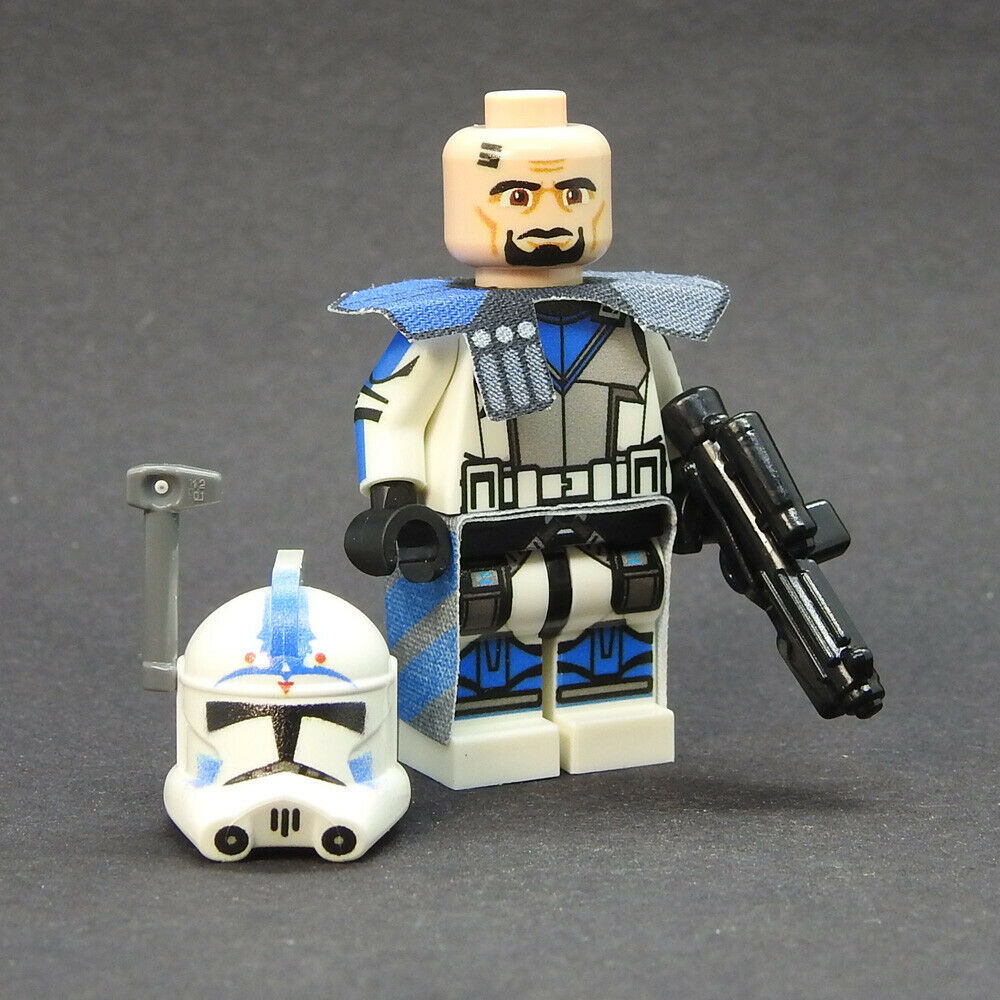 LEGO SW Custom Minifigure: Arc Trooper Fives