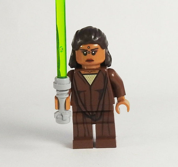 LEGO SW Custom Minifigure: Jedi Depa Billaba