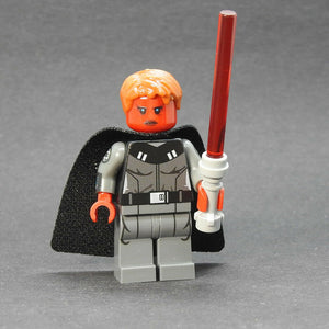 LEGO SW Custom Minfigure: Female Inquisitor