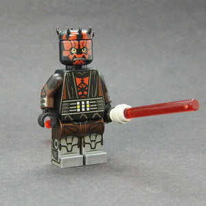LEGO SW Custom Minifigure: Darth Maul S7