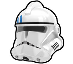 White Commander Security P2 Helmet