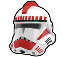 White Commander Thire P2 Helmet