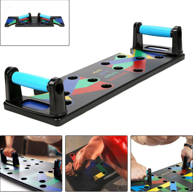 NOVE PRESS™ Push-Up Board